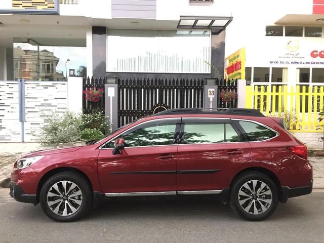 Chủ nhân Subaru Outback bán rẻ xe với giá Toyota Fortuner vì sợ... hàng xóm nói mình điên - Ảnh 6.