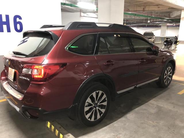 Chủ nhân Subaru Outback bán rẻ xe với giá Toyota Fortuner vì sợ... hàng xóm nói mình điên - Ảnh 2.