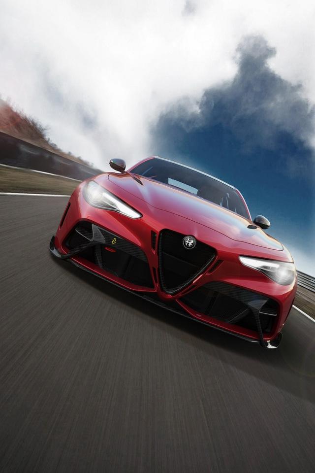 Nếu vẫn giữ nguyên thiết kế, BMW M3 không có tuổi với Alfa Romeo Giulia GTA! - Ảnh 1.