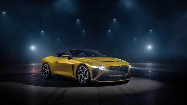 Bentley Bacalar – Grand Tourer mui trần 650 mã lực chào hàng đại gia