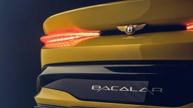 Bentley Bacalar – Grand Tourer mui trần 650 mã lực chào hàng đại gia - Ảnh 5.