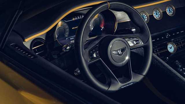 Bentley Bacalar – Grand Tourer mui trần 650 mã lực chào hàng đại gia - Ảnh 8.