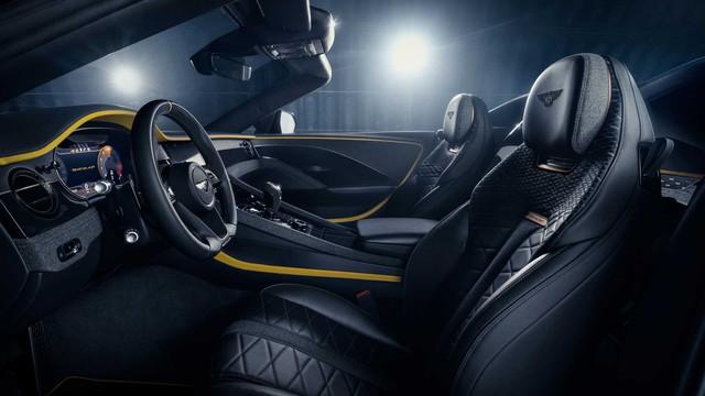 Bentley Bacalar – Grand Tourer mui trần 650 mã lực chào hàng đại gia - Ảnh 7.