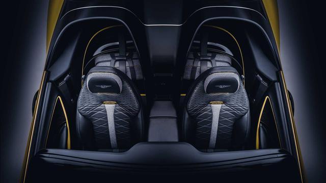 Bentley Bacalar – Grand Tourer mui trần 650 mã lực chào hàng đại gia - Ảnh 9.