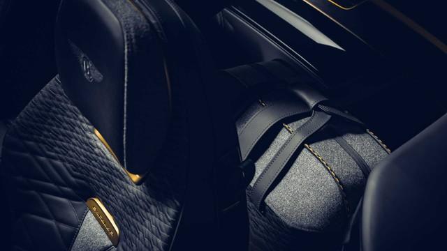 Bentley Bacalar – Grand Tourer mui trần 650 mã lực chào hàng đại gia - Ảnh 10.