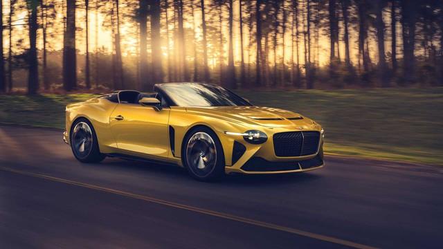 Bentley Bacalar – Grand Tourer mui trần 650 mã lực chào hàng đại gia - Ảnh 1.