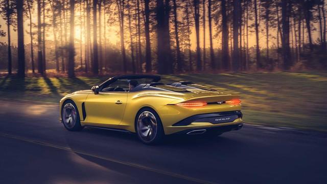 Bentley Bacalar – Grand Tourer mui trần 650 mã lực chào hàng đại gia - Ảnh 2.
