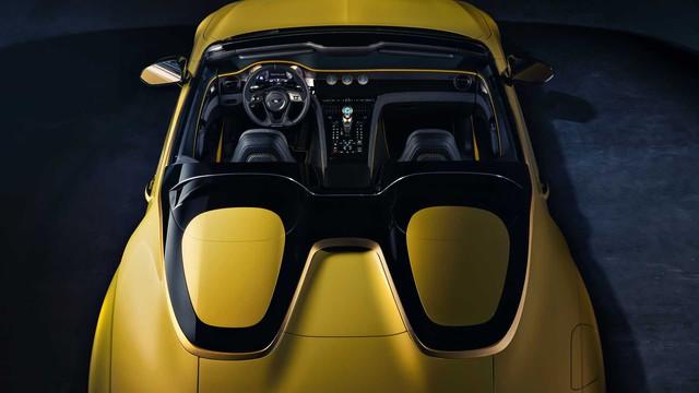 Bentley Bacalar – Grand Tourer mui trần 650 mã lực chào hàng đại gia - Ảnh 6.