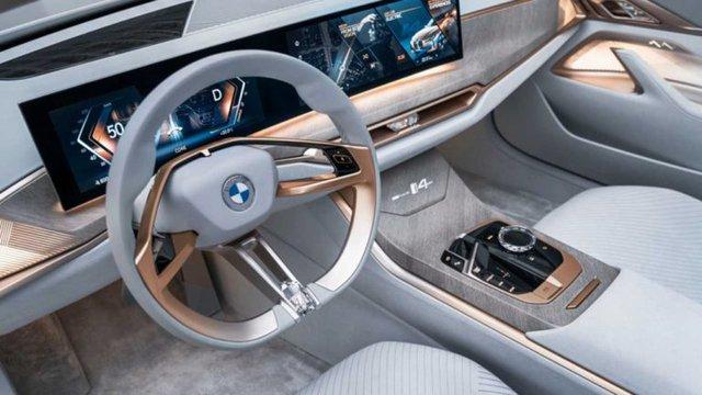 Quên hết i8, i3 đi vì BMW i4 lộ diện quá đẹp - Ảnh 2.