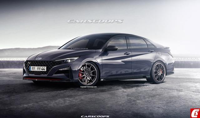 Những điểm cần biết về Hyundai Elantra N - Đối trọng của Honda Civic Type R - Ảnh 1.