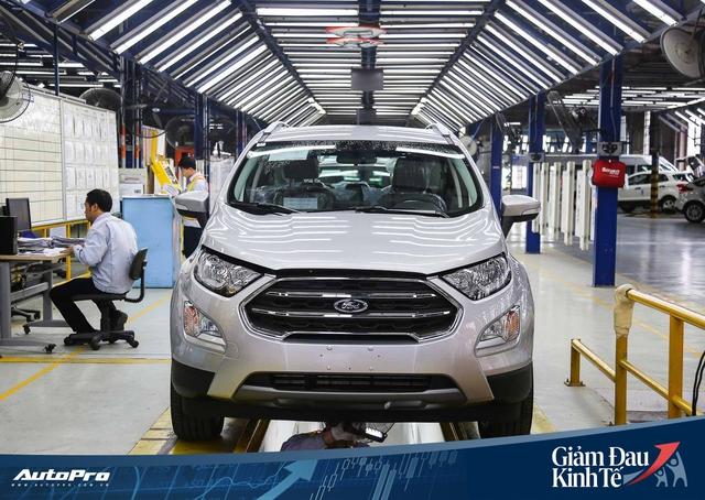 Ford tạm dừng sản xuất ô tô tại Việt Nam - Hãng xe đầu tiên né dịch Covid-19 - Ảnh 2.