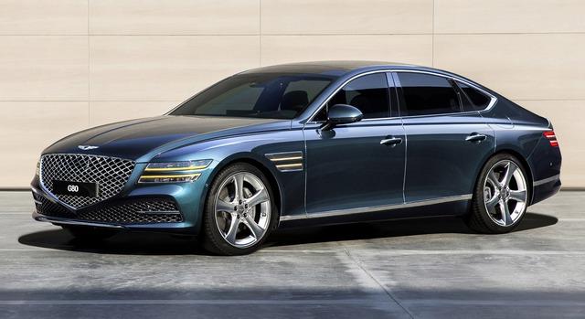 5 mẫu xe nâng tầm tập đoàn Hyundai dưới thời Luc Donckerwolke: Đúng chất cựu giám đốc thiết kế Lamborghini, Audi và Bentley - Ảnh 5.