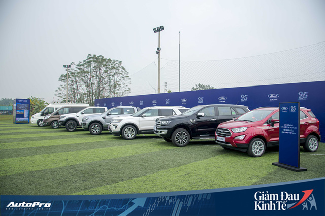 Ford tạm dừng sản xuất ô tô tại Việt Nam - Hãng xe đầu tiên né dịch Covid-19 - Ảnh 1.