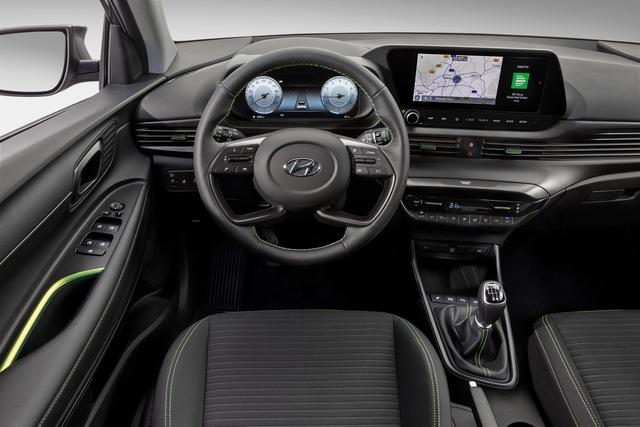 Hyundai i20 hoàn toàn mới khoe trọn nội thất - Khi xe Hàn đã chơi option còn thực dụng - Ảnh 4.