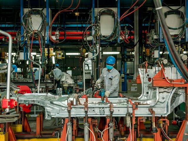 Sản xuất ô tô mong được trợ giúp - Ảnh 1.