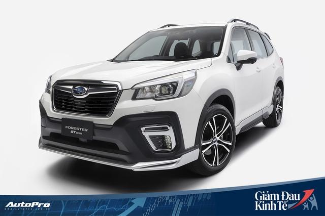 Đấu Honda CR-V, Subaru Forester làm mới theo cách lạ cho khách Việt: Thêm gói nâng cấp giá từ 78 triệu, lắp được cả xe cũ - Ảnh 1.