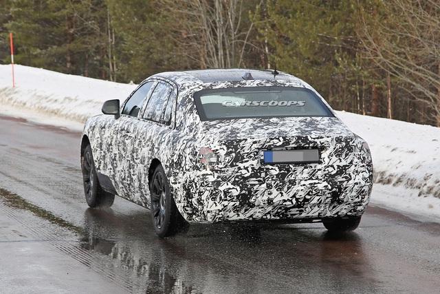 Rolls-Royce Ghost đời mới lại xuất hiện với 2 cấu hình chiều dài, lịch ra mắt có thể lùi sang năm sau - Ảnh 3.