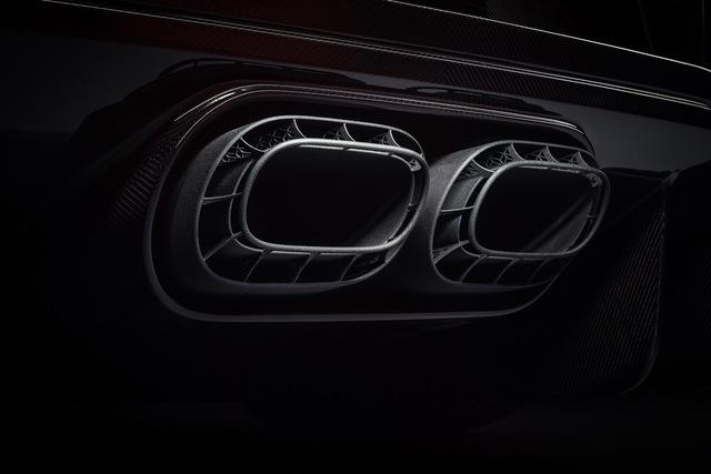 Soi siêu xe Bugatti Chiron Pur Sport qua ảnh, video mới - Ảnh 20.