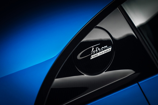 Soi siêu xe Bugatti Chiron Pur Sport qua ảnh, video mới - Ảnh 19.