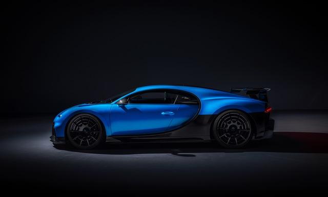 Soi siêu xe Bugatti Chiron Pur Sport qua ảnh, video mới - Ảnh 9.