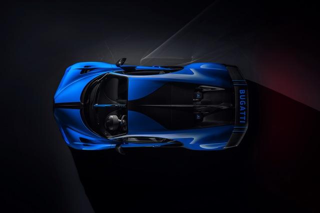 Soi siêu xe Bugatti Chiron Pur Sport qua ảnh, video mới - Ảnh 10.