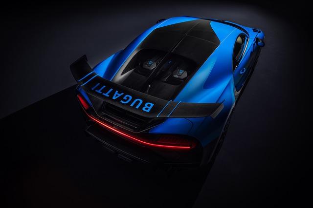 Soi siêu xe Bugatti Chiron Pur Sport qua ảnh, video mới - Ảnh 14.