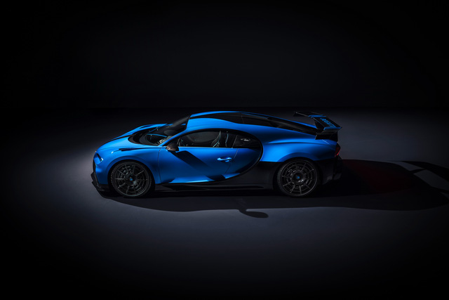 Soi siêu xe Bugatti Chiron Pur Sport qua ảnh, video mới - Ảnh 16.