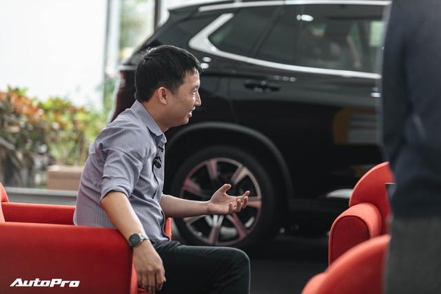 Chủ tịch Rolls-Royce Motorcars Hanoi: VinFast bị soi nhiều là điều đáng mừng - Ảnh 5.