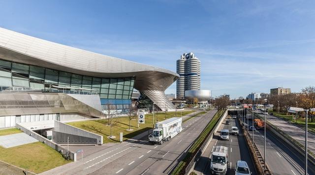 Frankfurt Motor Show đình đám thế giới là thế mà triển lãm kế nhiệm lại đìu hiu thế này - Ảnh 2.