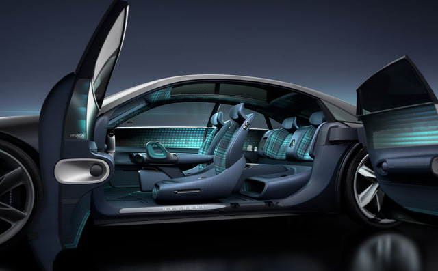 Hyundai làm xe thể thao kiểu mới: Thiết kế như Porsche, cửa lại mở giống Rolls-Royce - Ảnh 5.