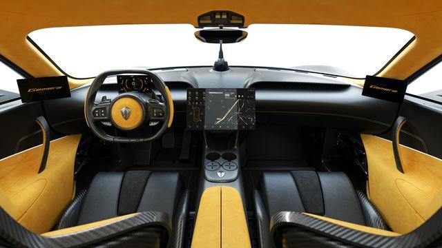 Rộ tin người Việt mua Koenigsegg Gemera: Siêu xe trăm tỷ chung nguồn gốc với Pagani Huayra của Minh nhựa và McLaren Senna của Hoàng Kim Khánh - Ảnh 4.