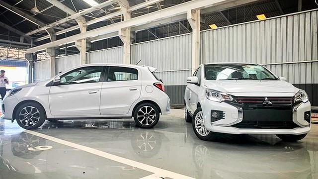 Mitsubishi Mirage và Attrage giảm giá sâu dọn kho tại đại lý, đón đầu bản nâng cấp 2020 về Việt Nam - Ảnh 4.
