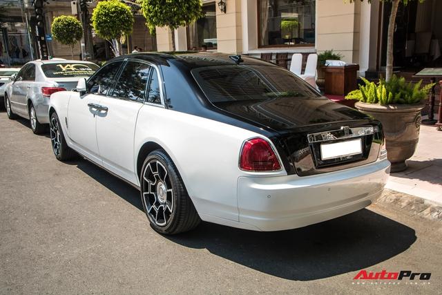 Đại gia Sài Gòn lột xác Rolls-Royce Ghost với phong cách lạ lẫm - Ảnh 6.