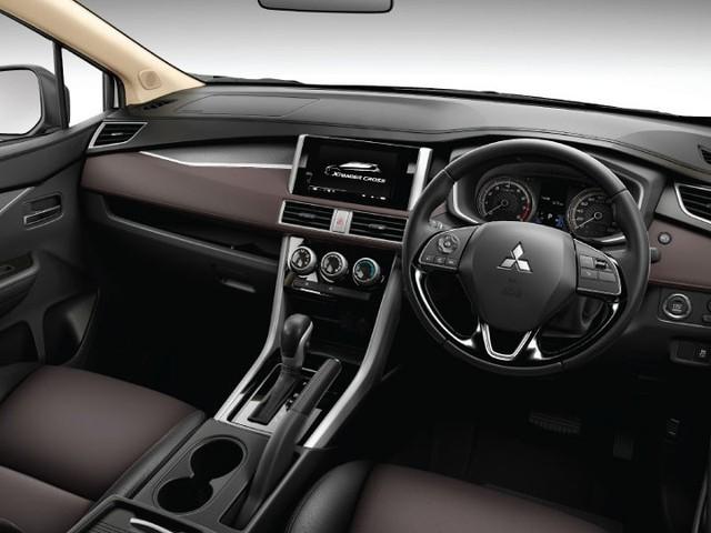 Mitsubishi Xpander Cross chạy thử tại Việt Nam - anh em 'vua doanh số' MPV chuẩn bị cho ngày ra mắt - Ảnh 4.