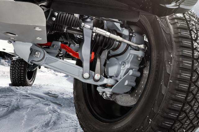 Mercedes-AMG G 63 lột xác thành siêu bán tải Brabus 800 Adventure XLP - Ảnh 5.