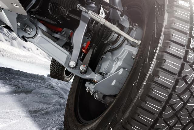 Mercedes-AMG G 63 lột xác thành siêu bán tải Brabus 800 Adventure XLP - Ảnh 4.