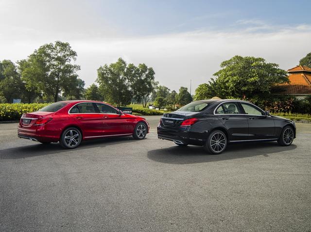 Ra mắt Mercedes-Benz C 180 giá gần 1,4 tỷ đồng - Xe sang Đức 'vợt' khách của Toyota Camry và Honda Accord - Ảnh 6.