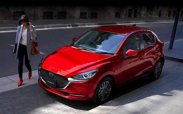 Mazda2 2020 sắp ra mắt tại Việt Nam, hứa hẹn thêm công nghệ hiện đại đấu Toyota Vios - Ảnh 6.