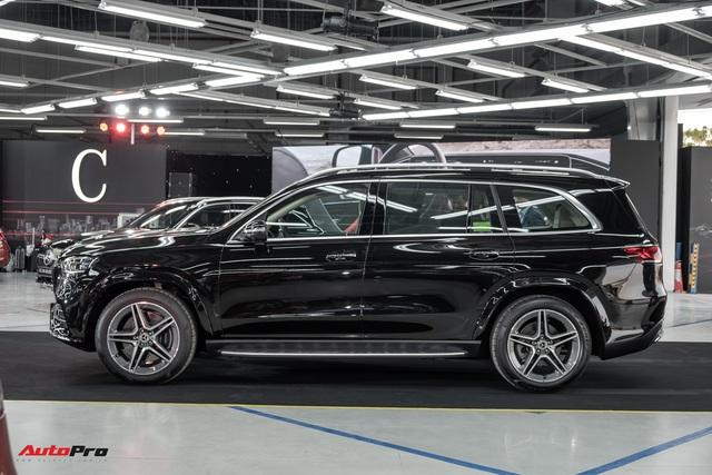 Ra mắt Mercedes-Benz GLS 450 hoàn toàn mới giá gần 5 tỷ đồng - Áp lực lớn lên BMW X7 và Lexus LX570 - Ảnh 2.