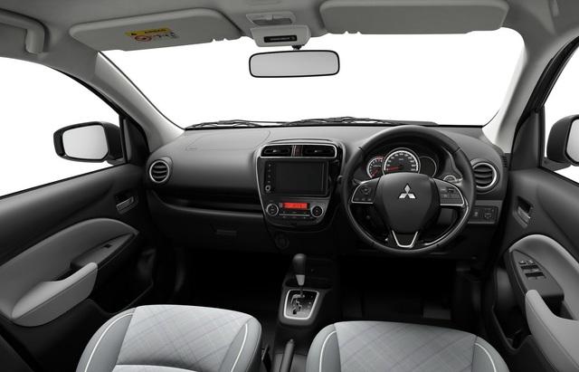 Mitsubishi Attrage 2020 với bộ mặt Xpander lộ diện tại Việt Nam, cận kề ngày ra mắt cạnh tranh vua doanh số Toyota Vios - Ảnh 5.