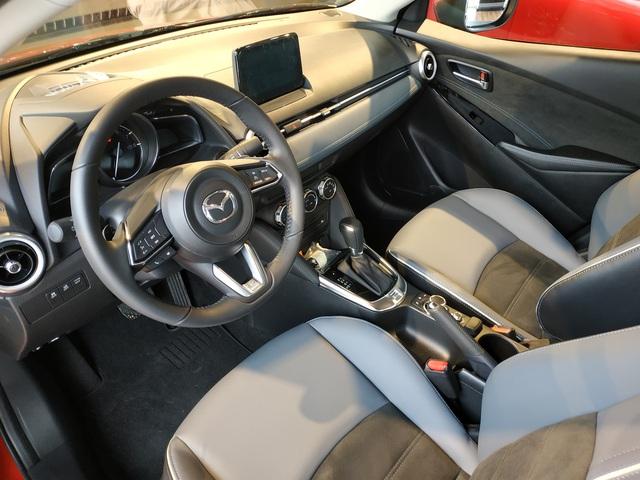 Mazda2 2020 bất ngờ về đại lý, lộ giá đắt đỏ tiệm cận Mazda3 nhưng nhiều công nghệ xịn nhất phân khúc - Ảnh 5.