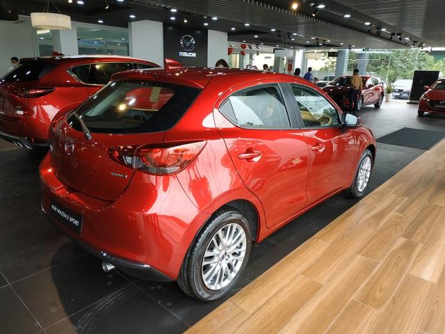 Mazda2 2020 bất ngờ về đại lý, lộ giá đắt đỏ tiệm cận Mazda3 nhưng nhiều công nghệ xịn nhất phân khúc - Ảnh 3.