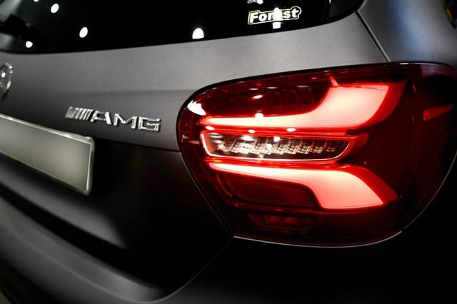 Hàng siêu hiếm Mercedes-Benz A 250 lấy cảm hứng từ F1 được chào bán bằng giá Honda Civic mua mới - Ảnh 8.
