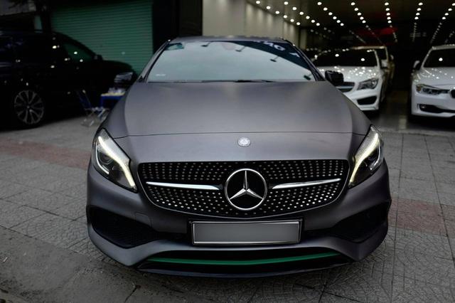 Hàng siêu hiếm Mercedes-Benz A 250 lấy cảm hứng từ F1 được chào bán bằng giá Honda Civic mua mới - Ảnh 5.