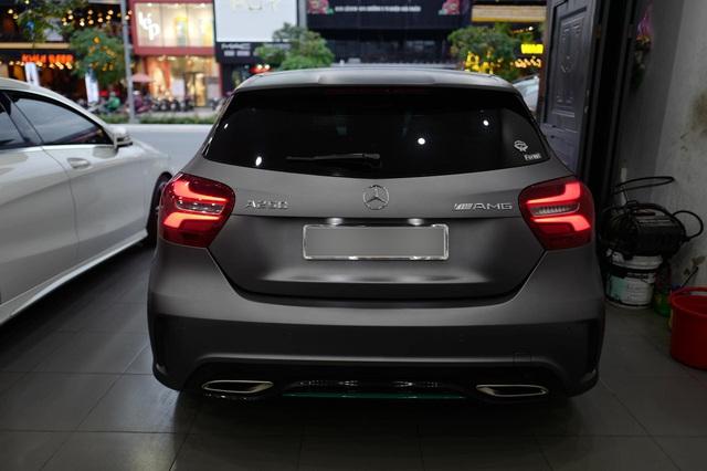 Hàng siêu hiếm Mercedes-Benz A 250 lấy cảm hứng từ F1 được chào bán bằng giá Honda Civic mua mới - Ảnh 7.