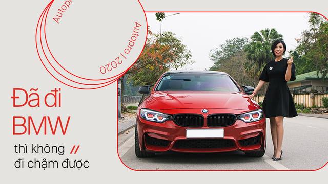 Nữ Bimmer 9X Hà Thành: Được mẹ tặng Lexus nhưng mê BMW và sau sẽ đổi sang Porsche - Ảnh 4.