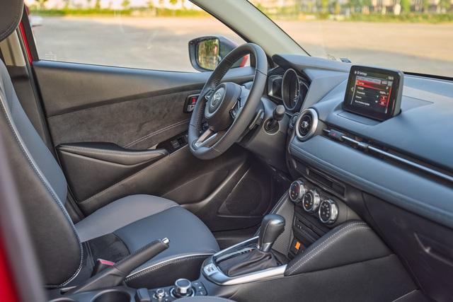 Cuộc đua giá bán, công nghệ nhóm sedan hạng B không phải Vios và Accent: Chờ đợi cú lội ngược dòng - Ảnh 4.
