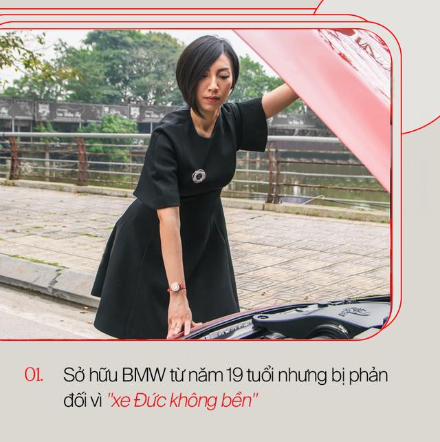 Nữ Bimmer 9X Hà Thành: Được mẹ tặng Lexus nhưng mê BMW và sau sẽ đổi sang Porsche - Ảnh 3.