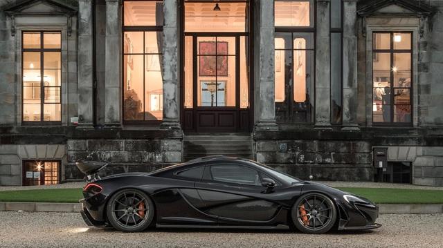 """McLaren bật mí về một mẫu xe """"hậu duệ"""" của chiếc hypercar P1"""