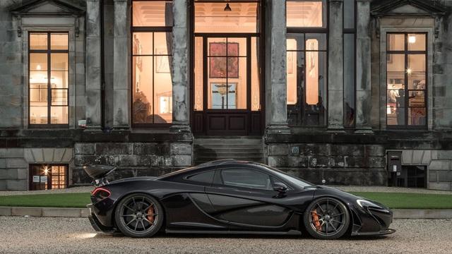 McLaren lỗ thê thảm